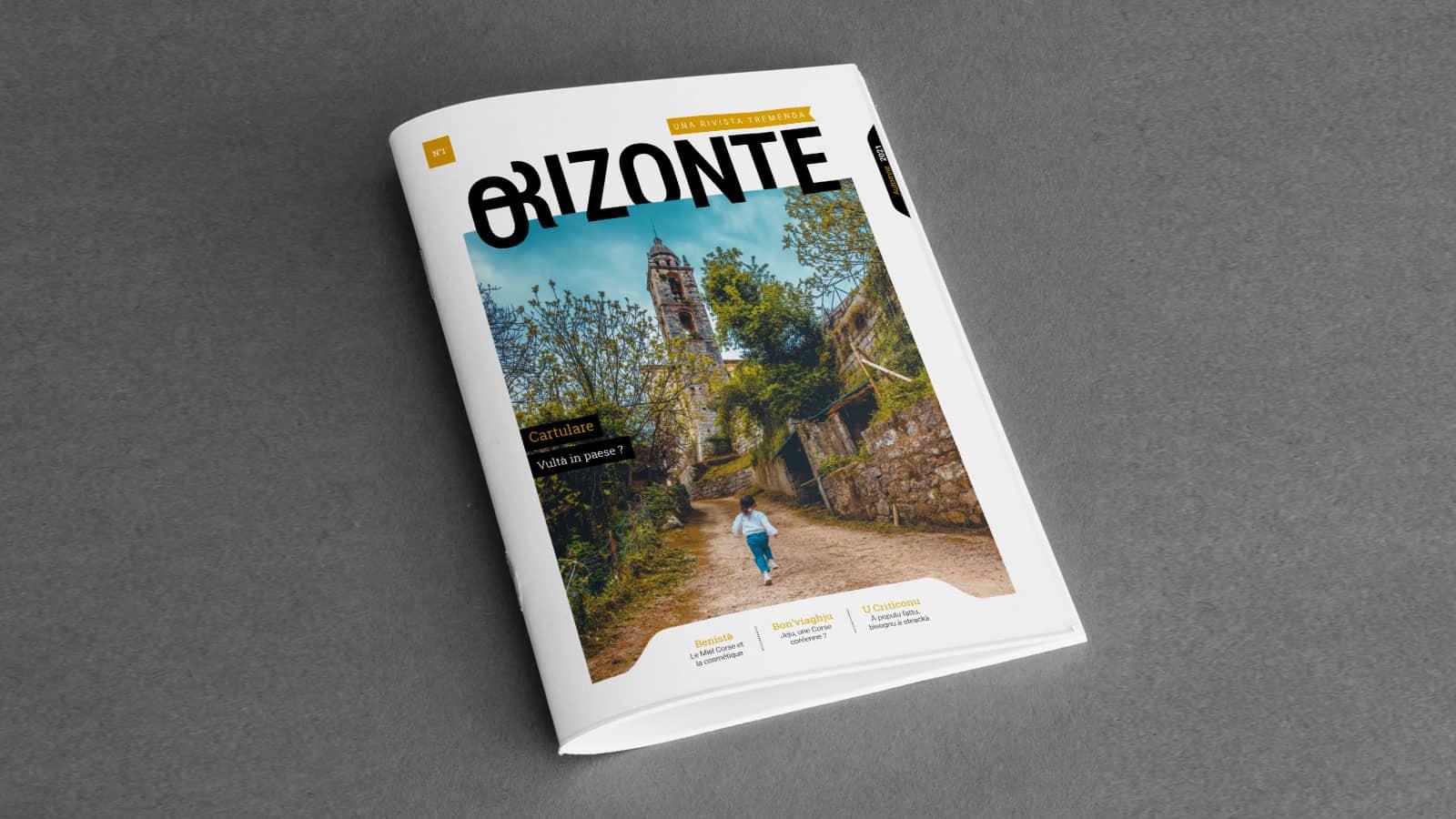 Introducing our magazine Orizonte